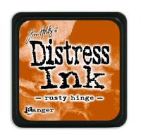 Tim Holtz Distress Mini Ink Pads - Rusty Hinge by Ranger
