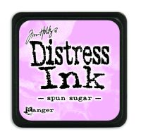 Tim Holtz Distress Mini Ink Pads - Spun Sugar by Ranger