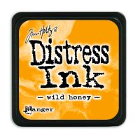 Tim Holtz Distress Mini Ink Pads - Wild Honey by Ranger