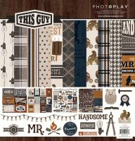 PhotoPlay This Guy 12x12 Collection Pack