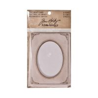Tim Holtz Idea-ology Mini Cabinet Cards