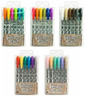 Tim Holtz Distress Crayons Bundle (Sets 1, 2, 3, 4 & 5)