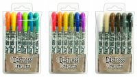 Tim Holtz Distress Crayons Bundle (Sets 1, 2, & 3)