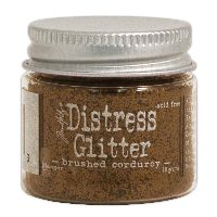 Tim Holtz Brushed Corduroy Distress Glitter (1 oz)