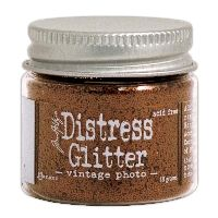 Tim Holtz Vintage Photo Distress Glitter (1 oz)