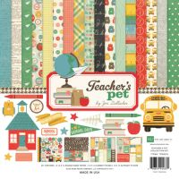 Echo Park Teacher's Pet 12x12 Collection Kit