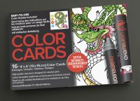 Chameleon Totally Tattoo Color Cards