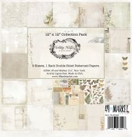 49 and Market 12x12 Vintage Artistry Collection Packs