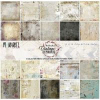 49 and Market Vintage Remnants - 12x12 Collection Pack