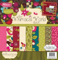 DCWV 12x12 Whimsical World Stack