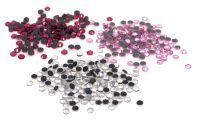 Silhouette America Silhouette Rhinestone Assortment (Clear / Rose / Pink)
