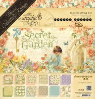 Graphic 45 Secret Garden Deluxe Collector's Edition (DCE)