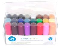 Silhouette America Silhouette Sketch Pen - 24 Color Pack