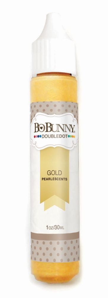 Bo Bunny Gold Pearlescent