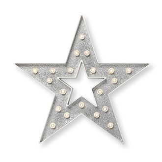 American Crafts Heidi Swapp Marquee Star 14""
