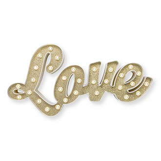 "American Crafts Heidi Swapp Marquee Love 20"" Word"