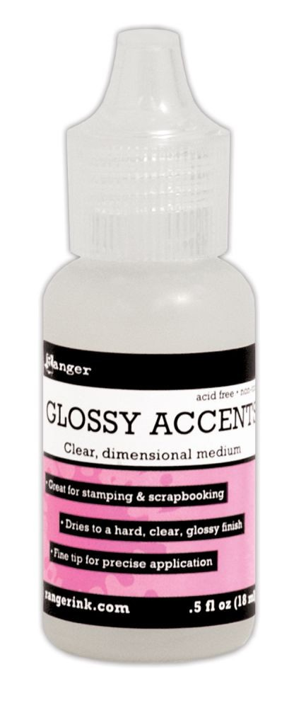 Ranger Inkssentials Glossy Accents .5oz