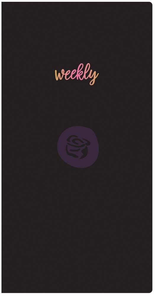 Prima Marketing Prima Traveler's Journal  - Notebook Refill - Weekly