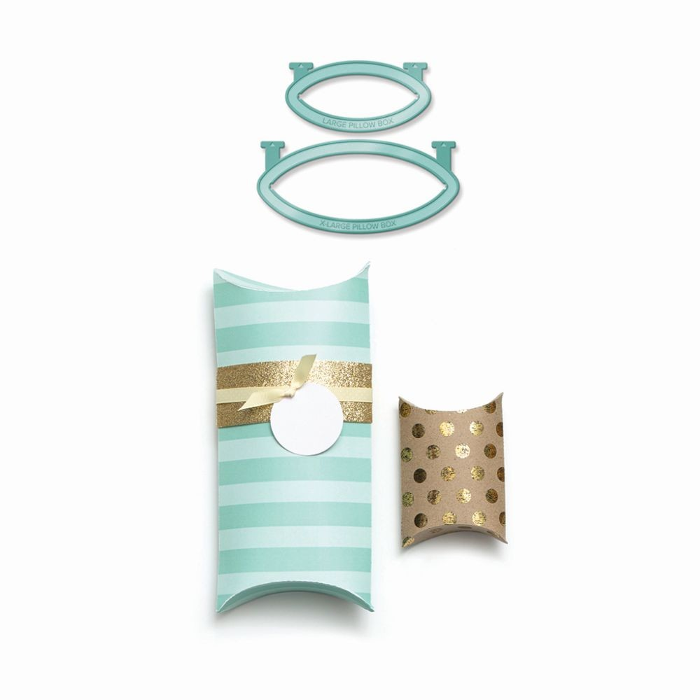 template studio we r template pillow box by we r memory