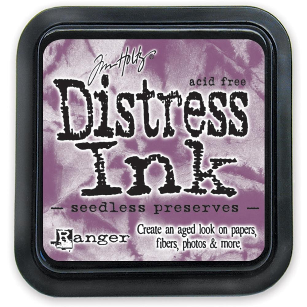 Seedless Preserves - Tim Holtz Distress Ink Pad by Ranger