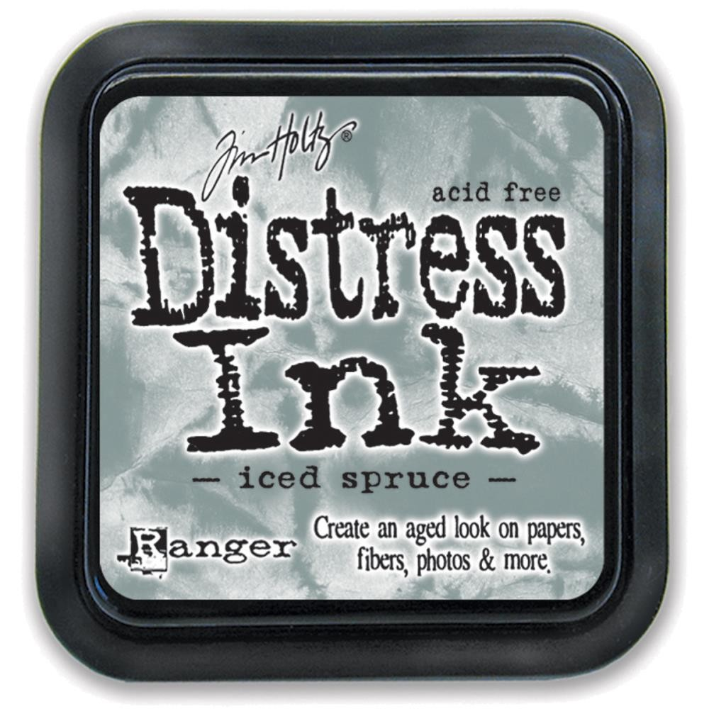 Iced Spruce - Tim Holtz Distress Ink Pad by Ranger