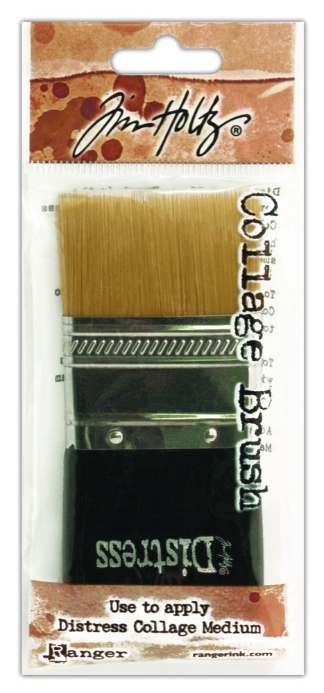 "Tim Holtz  Distress Collage 1  3/4"" Brush"