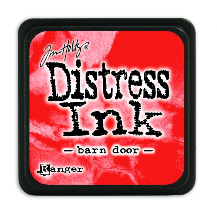 Tim Holtz Distress Mini Ink Pads - Barn Door by Ranger