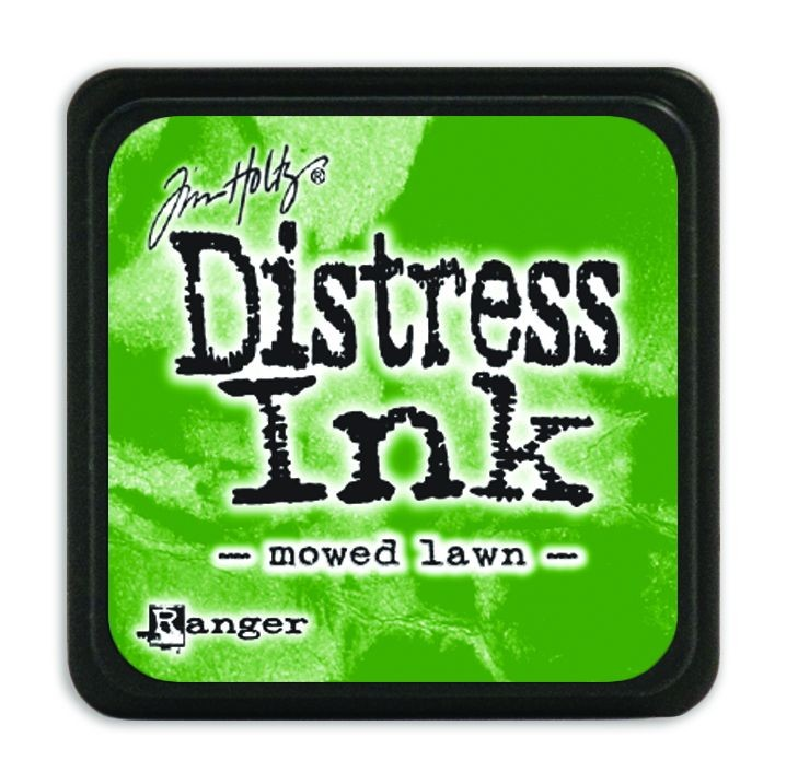 Tim Holtz Distress Mini Ink Pads - Mowed Lawn by Ranger