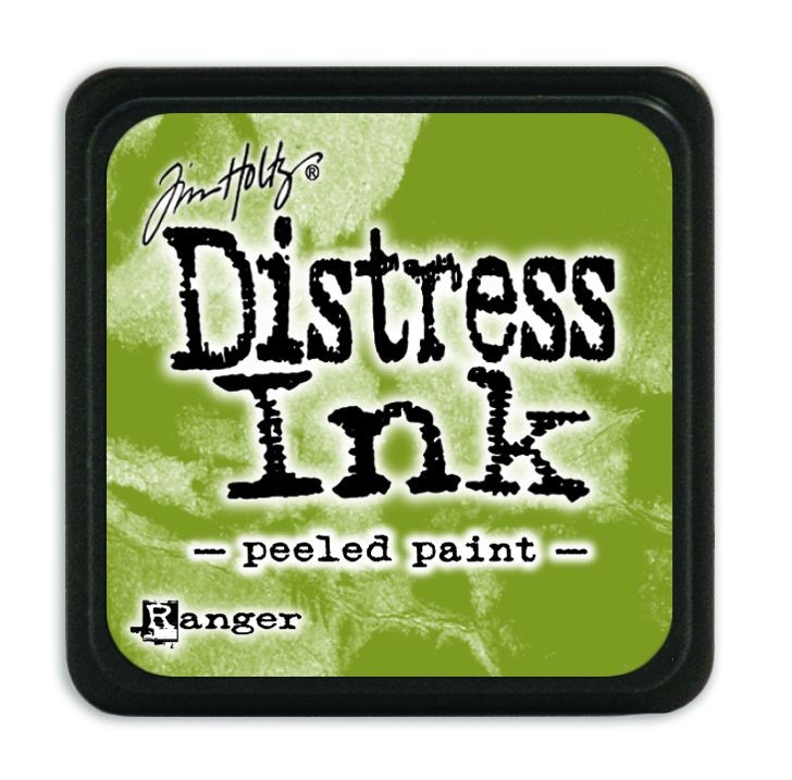 Tim Holtz Distress Mini Ink Pads - Peeled Paint by Ranger