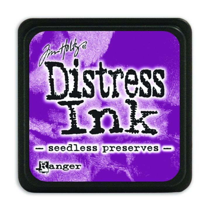 Tim Holtz Distress Mini Ink Pads - Seedless Preserves by Ranger