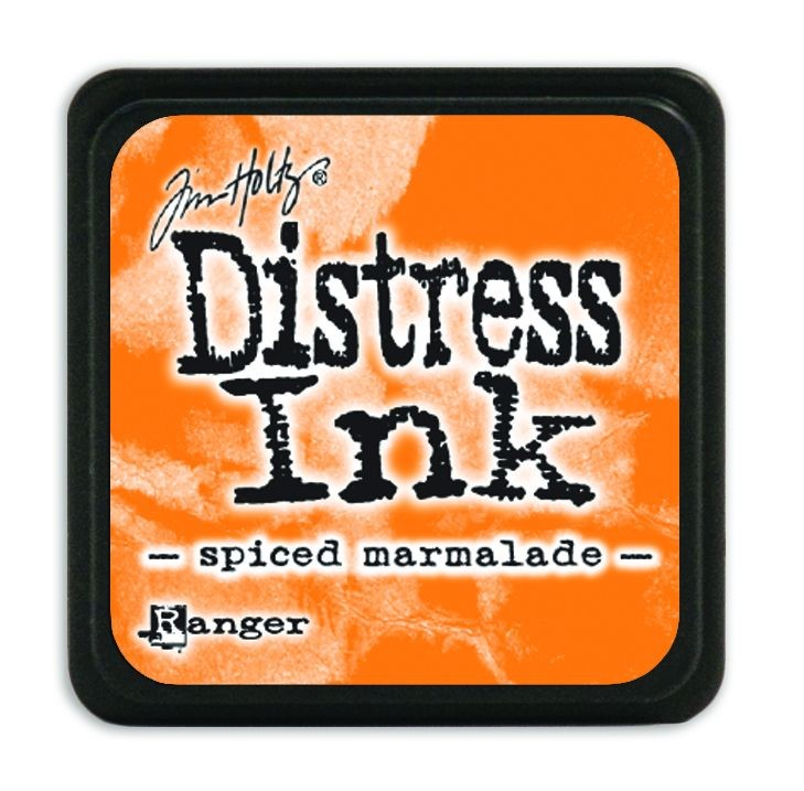 Tim Holtz Distress Mini Ink Pads - Spiced Marmalade by Ranger