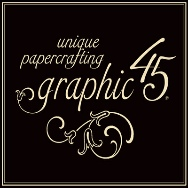 Graphic 45 Paper and Paper Crafting Embellishments