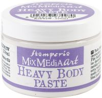 Stamperia Heavy Body Paste 150ml -White