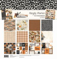 Simple Stories Simple Vintage Halloween 12x12 Collection Kit