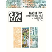 Simple Stories Simple Vintage Traveler Washi Tape