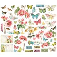 Simple Stories Simple Vintage Botanicals Bits & Pieces