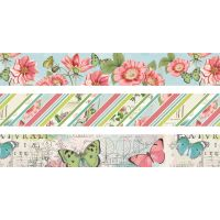 Simple Stories Simple Vintage Botanicals Washi Tape