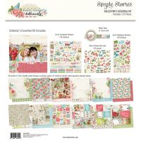 Simple Stories Simple Vintage Botanicals Collector's Essential Kit