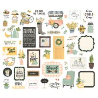 Simple Stories Spring Farmhouse Bits & Pieces