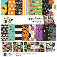 Simple Stories Say Cheese Halloween Collection Kit