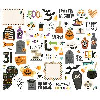 Simple Stories Say Cheese Halloween Bits & Pieces