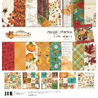 Simple Stories Simple Vintage Autumn Splendor 12x12 Collection Kit