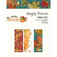 Simple Stories Simple Vintage Autumn Splendor Washi Tape