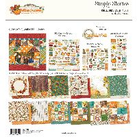 Simple Stories Simple Vintage Autumn Splendor Collector''s Essential Kit