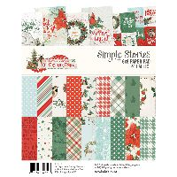 Simple Stories Simple Vintage Country Christmas 6x8 Pad