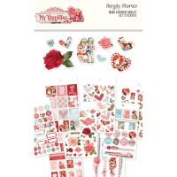 Simple Stories Simple Vintage My Valentine Mini Sticker Tablet