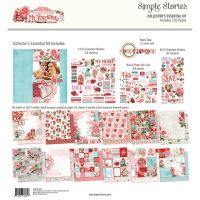 Simple Stories Simple Vintage My Valentine Collector''s Essential Kit