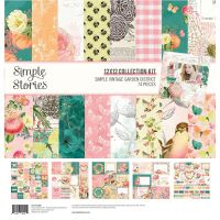 Simple Stories Simple Vintage Garden District 12x12 Collection Kit