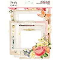 Simple Stories Simple Vintage Garden District Layered Frames