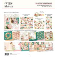 Simple Stories Simple Vintage Garden District Collector''s Essential Kit